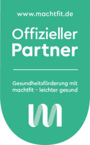 Logo machfit grün
